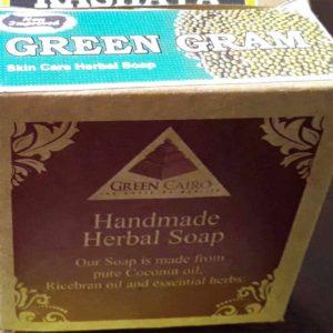 Green Gram Soap